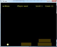 """Курсовая работа на C++ с использованием SDL - """"Ханойская башня"""""""