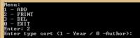 Работа с контейнерными классами С++