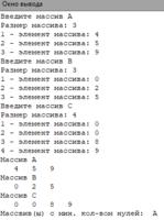 Динамические массивы на Pascal