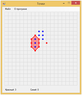 """Курсовая работа по программированию на тему Игра """"Точки"""" на C#"""